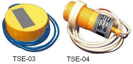 Датчики TSE - контроль уровня бункеров и силосов и подпора норий и траспортеров